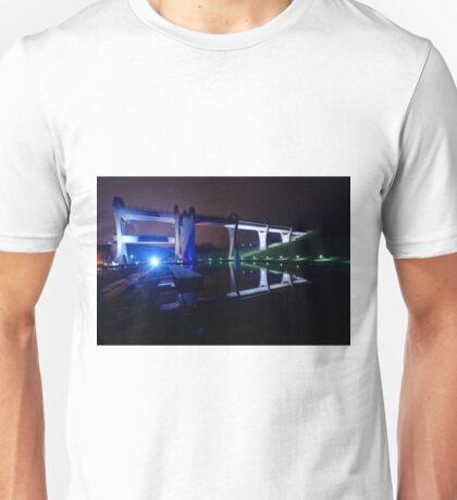 The Falkirk Wheel 2 Unisex T-Shirt