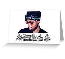 Metro Boomin Want Some More Greeting Card