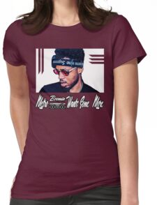 Metro Boomin Want Some More Womens Fitted T-Shirt
