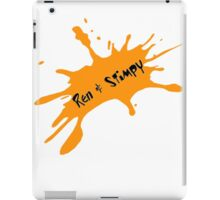 Ren and Stimpy Splatter iPad Case/Skin