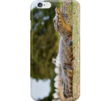 yacare caiman iPhone Case/Skin