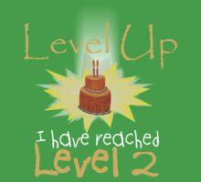 Level 2 Baby Tee