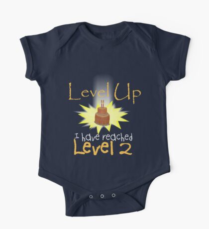 Level 2 One Piece - Short Sleeve