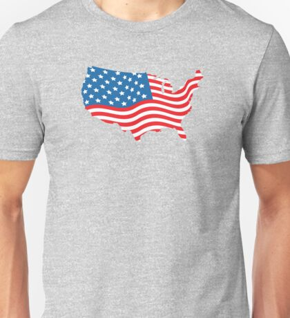 United States of America Unisex T-Shirt