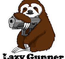 Lazy Gunner by FistPumpMeerkat