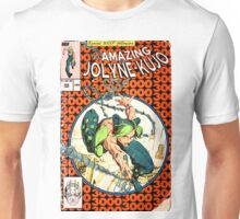 Jolyne Kujo homage Spiderman 300 Unisex T-Shirt