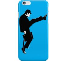 John Cleese Ministry of Silly Walks iPhone Case/Skin