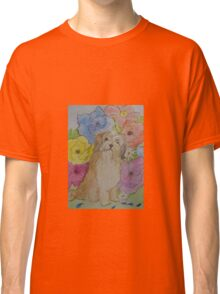 Amongst The Flowers Classic T-Shirt