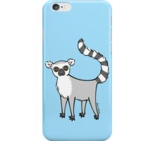 Ring Tailed Lemur iPhone Case/Skin