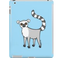 Ring Tailed Lemur iPad Case/Skin