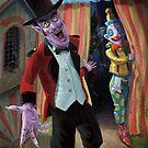 Creepy Circus by martyee