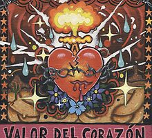 'Valor del Corazon' ('Courageous Heart') by David Heulun
