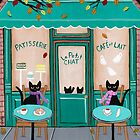 Le Petit Chat Cafe by Ryan Conners