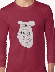 Copper Long Sleeve T-Shirt