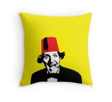 Tommy Cooper - Just Like That! Throw Pillow
