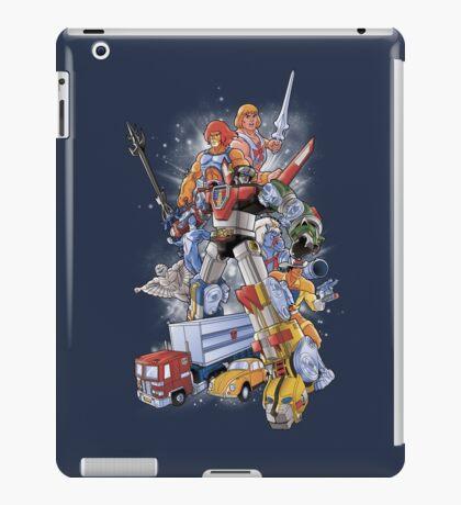 80'S HEROES iPad Case/Skin