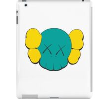 KAWS Head iPad Case/Skin