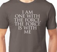 Star Wars: Rogue One 'I Am One With the Force' Unisex T-Shirt