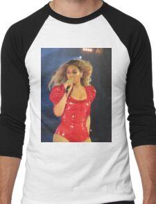 Beyonce Formation Tour  Men's Baseball ¾ T-Shirt