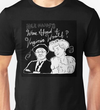 A PICKIN' & A GRINNIN' WITH EDWARD ALBEE! Unisex T-Shirt