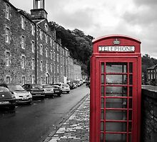 The Red Phonebox by EilidhMcHale