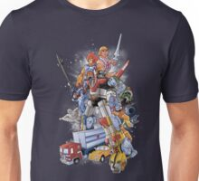 80'S HEROES Unisex T-Shirt