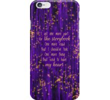 Once Upon a Starlight iPhone Case/Skin