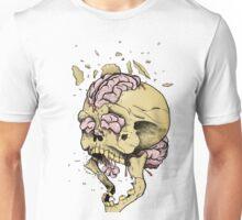 Brain Overload Explosion Unisex T-Shirt