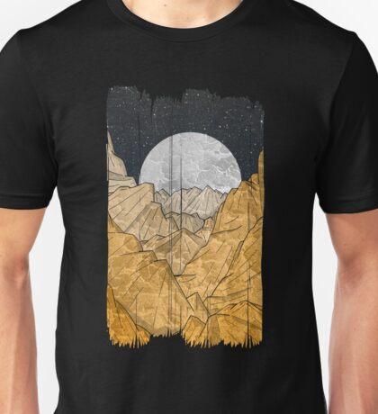 Copper Mounts  Unisex T-Shirt