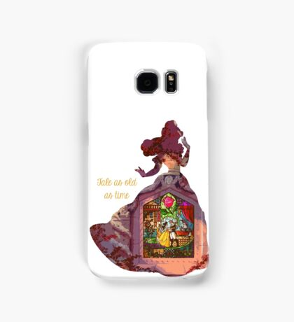 Tale as old as time - Belle Samsung Galaxy Case/Skin