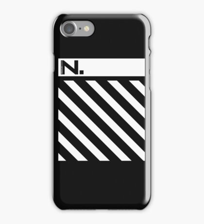 House Music Abstract Graphic Design Art iPhone Case/Skin