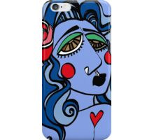 The Warmest Colour iPhone Case/Skin