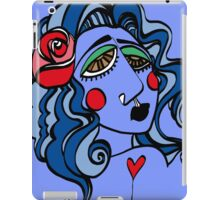 The Warmest Colour iPad Case/Skin