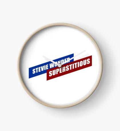 stevie wonder Clock