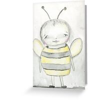 Buzz Buzz Greeting Card