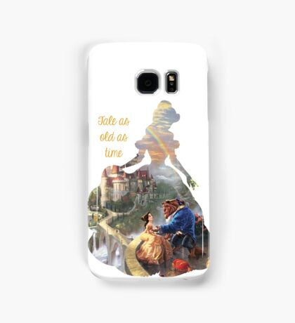 Tale as old as time - Belle mkII Samsung Galaxy Case/Skin