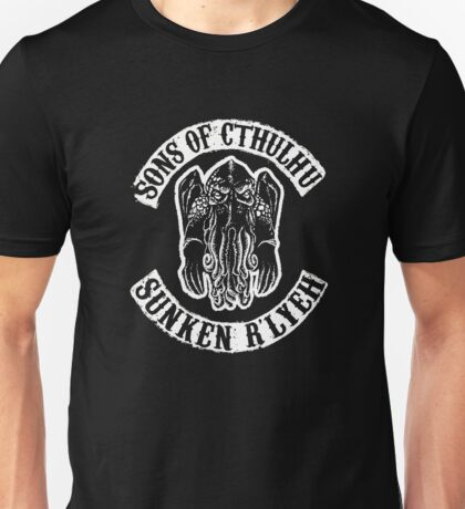Sons of Cthulhu Unisex T-Shirt
