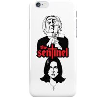 THE SENTINEL iPhone Case/Skin