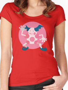 Mr. Mime - Basic Women's Fitted Scoop T-Shirt