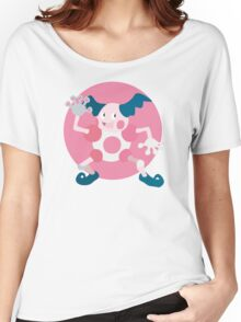 Mr. Mime - Basic Women's Relaxed Fit T-Shirt