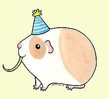 Celebration Guinea-pig by zoel