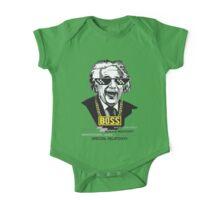 """Einstein """"The Boss"""" One Piece - Short Sleeve"""