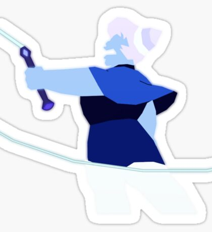 Holly Blue Agate Sticker