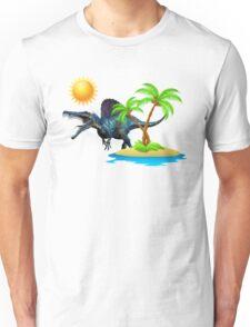 Spinosaurus Dinosaur Unisex T-Shirt
