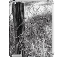 The Fence... iPad Case/Skin