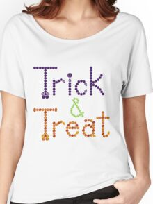 Trick and Treat Women's Relaxed Fit T-Shirt