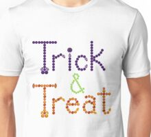Trick and Treat Unisex T-Shirt