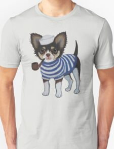 Sailor Chihuahua Unisex T-Shirt