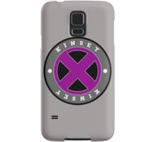 kinsey x-men Samsung Galaxy Case/Skin