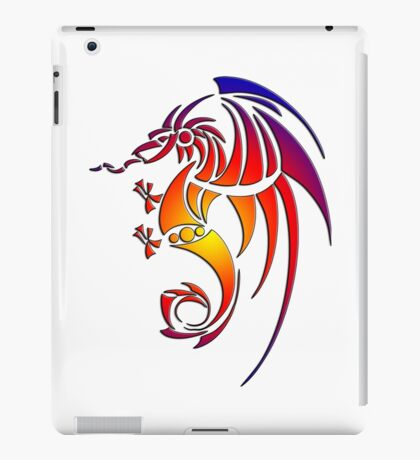 Dragissous V1 dragon iPad Case/Skin